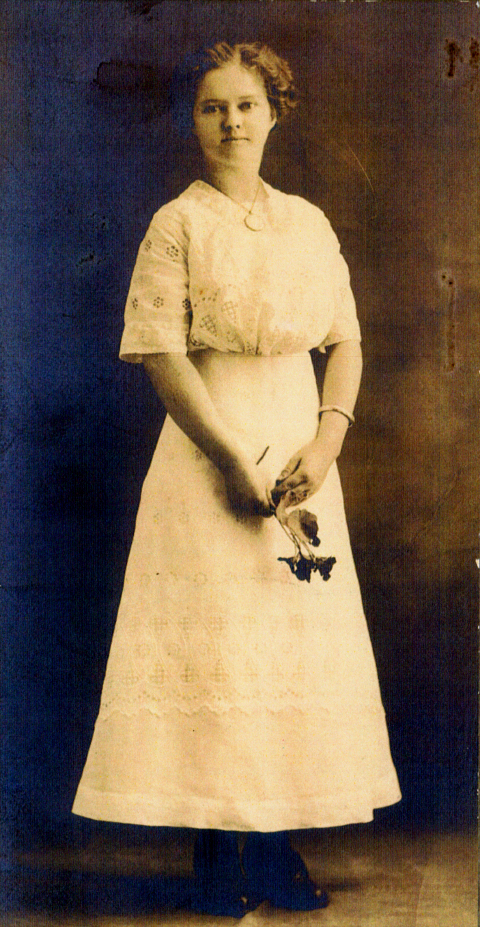 Unidentified Woman - Waterville, Washington.jpg